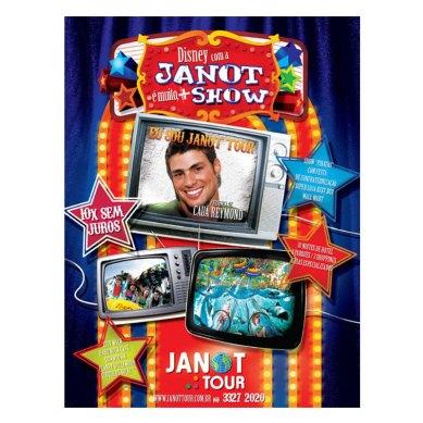 Anúncio Janot Tour