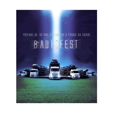 Anúncio teaser Autofest