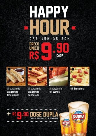 Happy Hour Pizza Hut