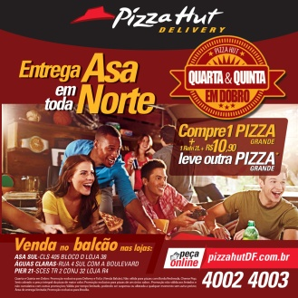 Material Pizza Hut