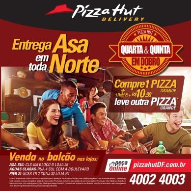 Material Pizza Hut