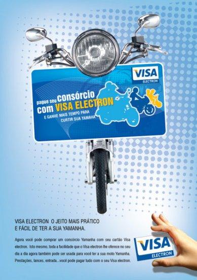 Anúncio Visa
