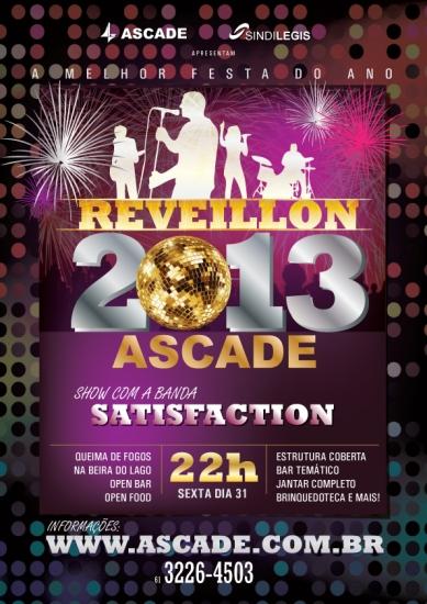 Reveillon Ascade 2013